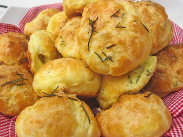 Pão de Queijo Francês