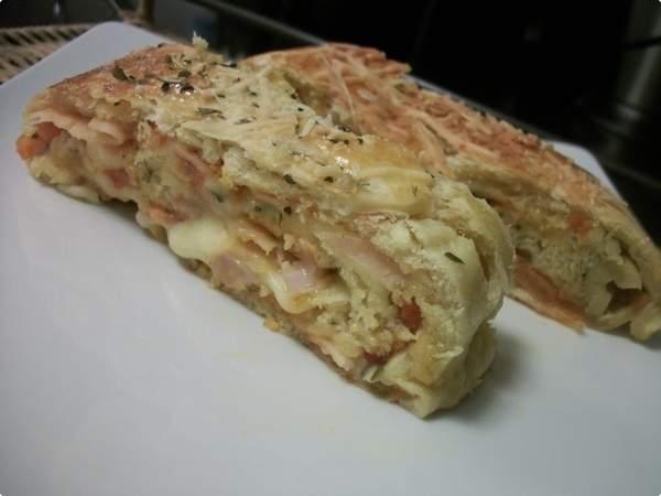 Pizza Rocambole