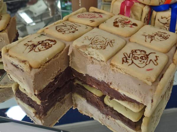 Torta de Biscoito