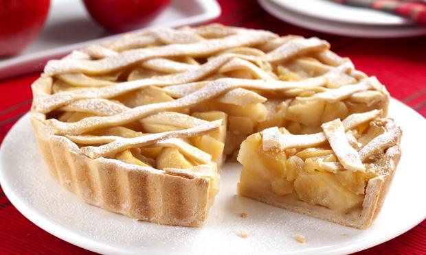 Torta de maçã da Vovó