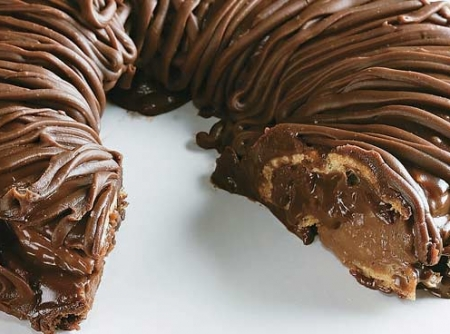 Bomba de chocolate especial