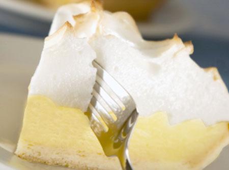 Torta de Limão Deliciosa