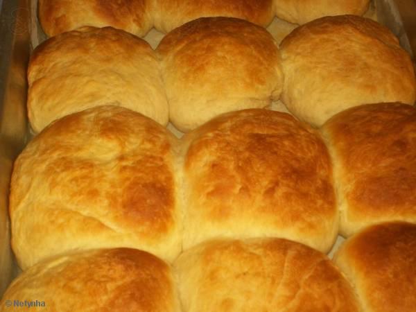 Pão doce fácil