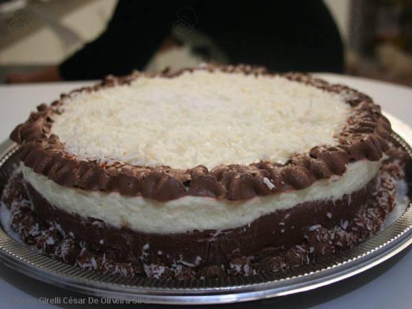 Torta Prestígio Diferente