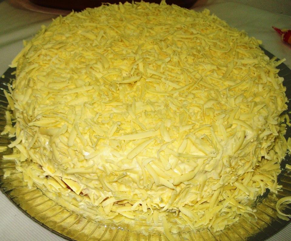 Torta gelada laka