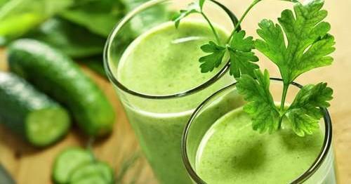 Suco antioxidante para ajudar a emagrecer