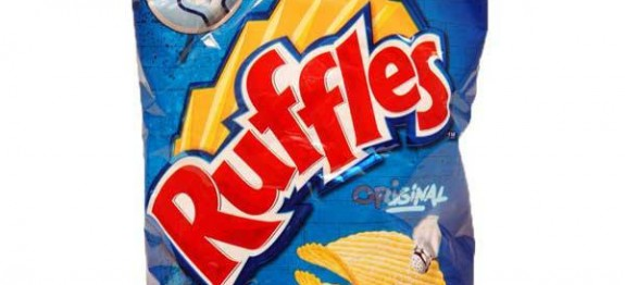 Batata Ruffles Caseira