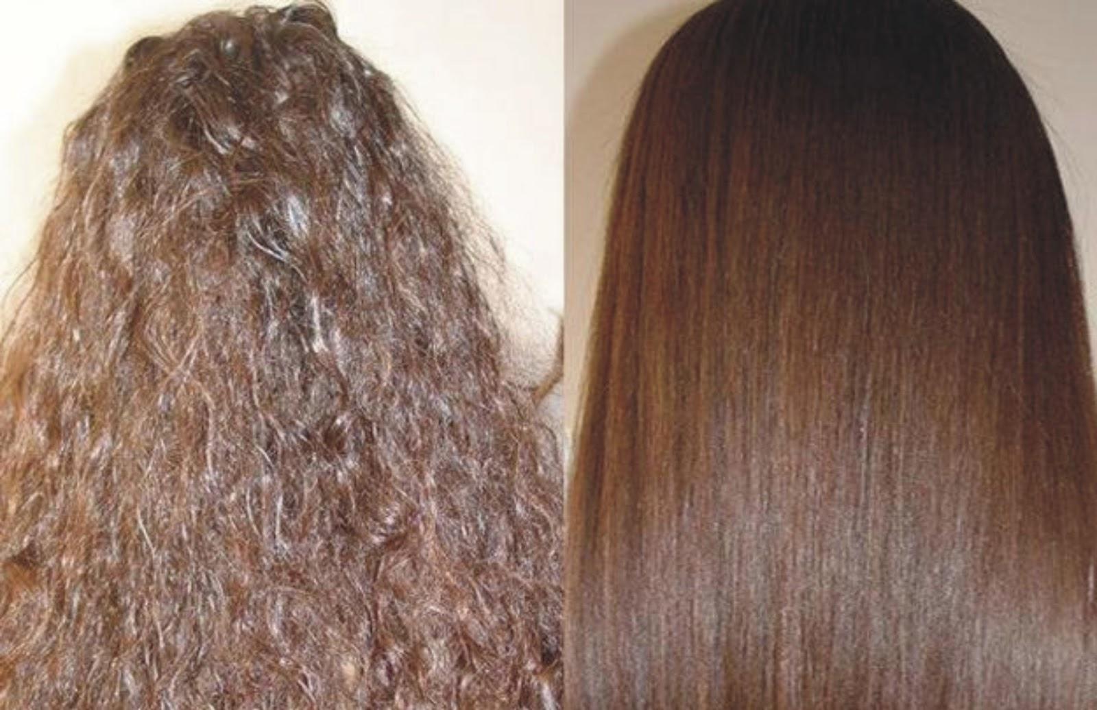 manual do alisamento de cabelo seguro