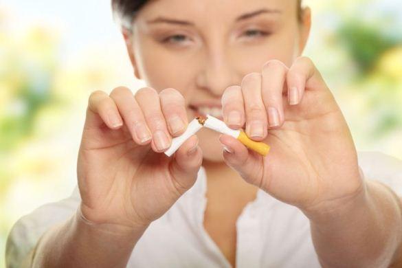 Deixar fumagem da potência levantará