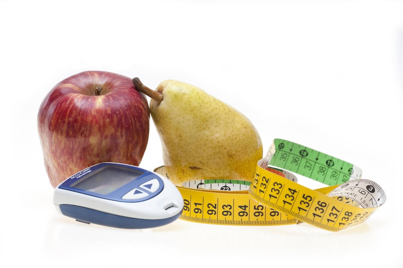 Diabetes-fruti-glucometer