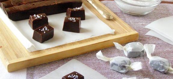 balinha de chocolate