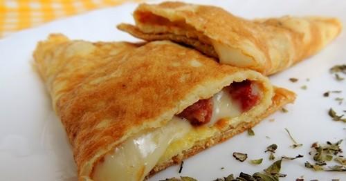 Omelete-Recheada