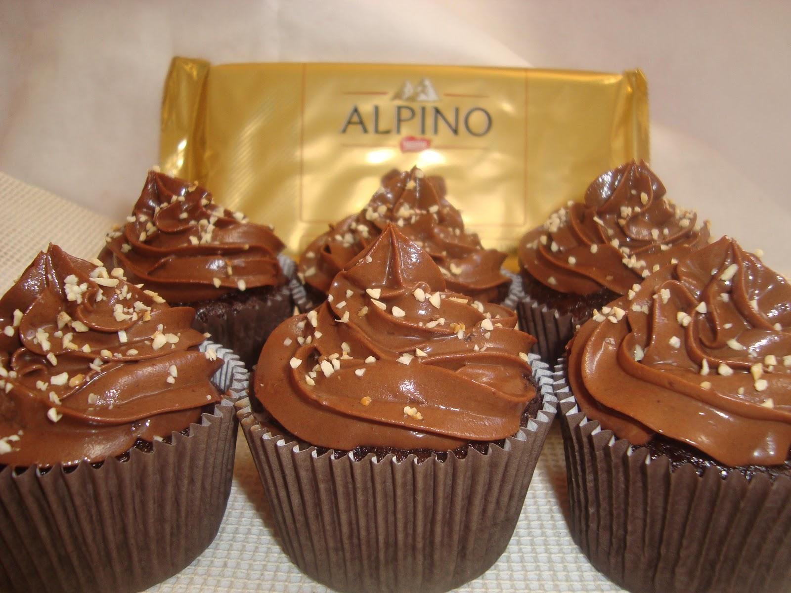 cupcake alpino