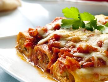 Caneloni-de-linguiça-e-queijo