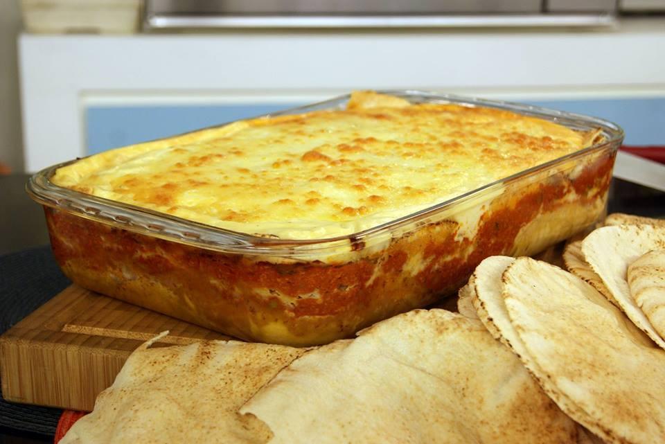 Lasanha de Batata Que delícia, todos vão amar essa maravilha, experimente e nos conte o resultado!  Veja a receita- http-::www.aguanaboca.org:receita:lasanha-de-batata: