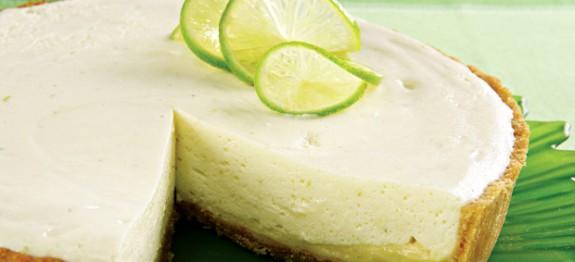 Torta de limão diet
