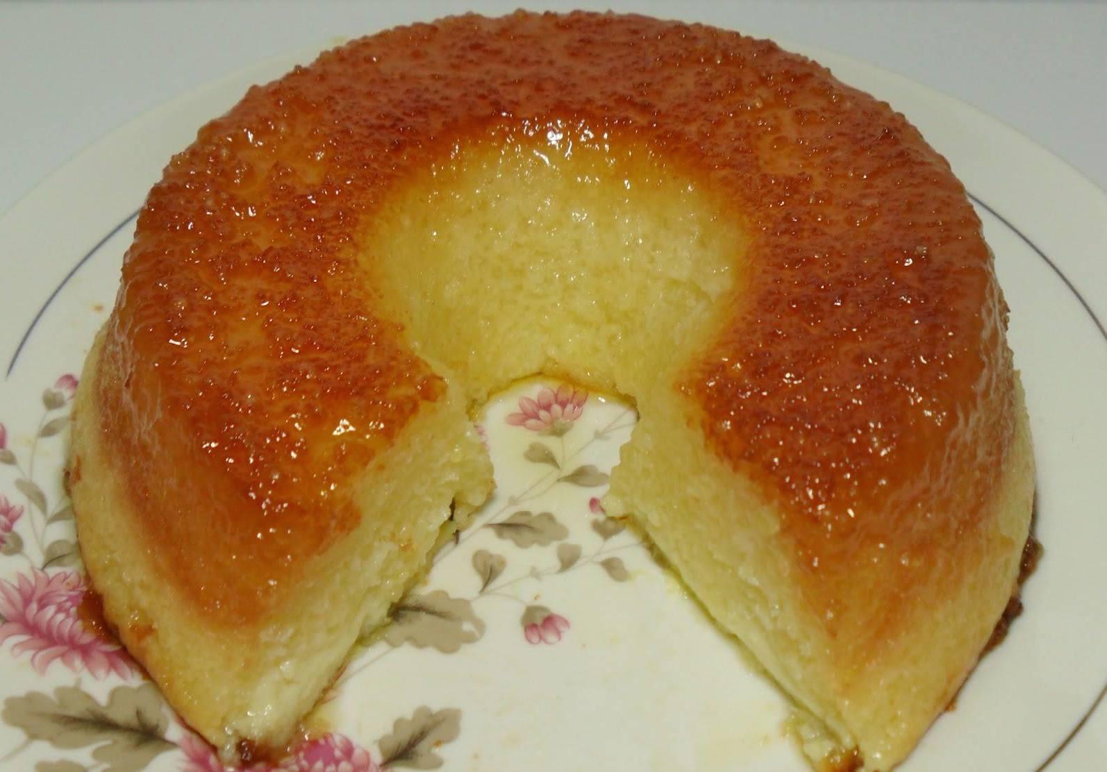 Torta pudim de tapioca Maravilha é poder ter uma torta como essa pra degustar, delícia!  Veja a receita- http-::www.aguanaboca.org:receita:torta-pudim-de-tapioca:
