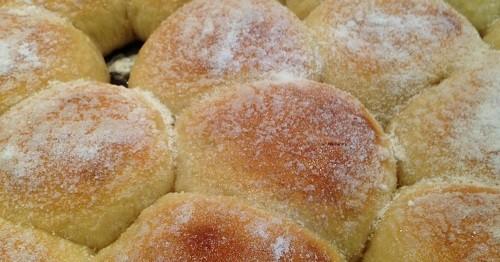 pãozinho-doce-de-laranja