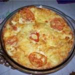 Torta de pizza