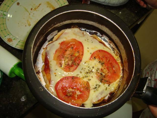 Como fazer Pizza de panela de pressão