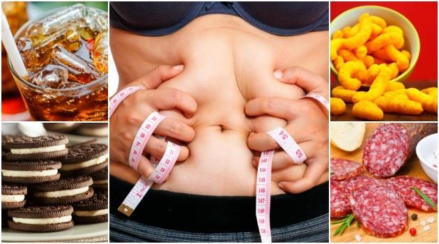 9 Alimentos Fáceis que SECAM a barriga!