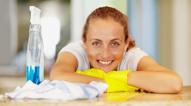 10 dicas simples para limpar a casa