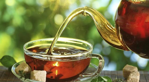 Chá para emagrecer da Dieta Dukan- receita milagrosa