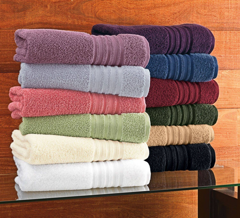 Como tirar mal cheiro de toalhas