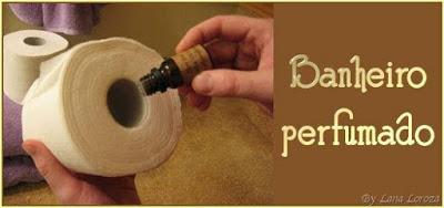 Melhor forma de perfumar seu Banheiro