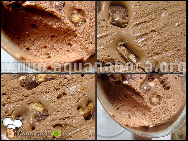 Mousse Fácil de Chocolate Suflair