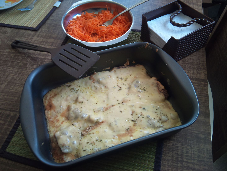 Receita de Bife especial de forno