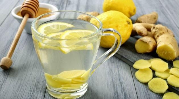 3 benefícios da água de gengibre para a saúde