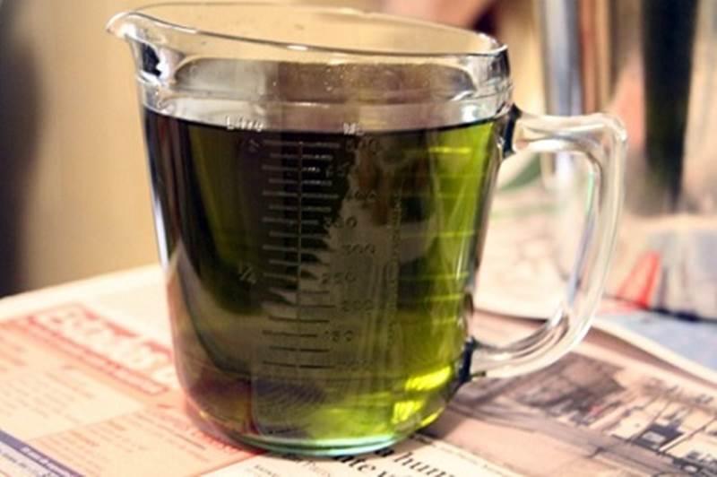 Chá para curar infecção urinária