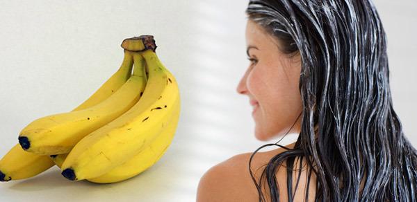 Como fazer o cabelo crescer rápido usando banana