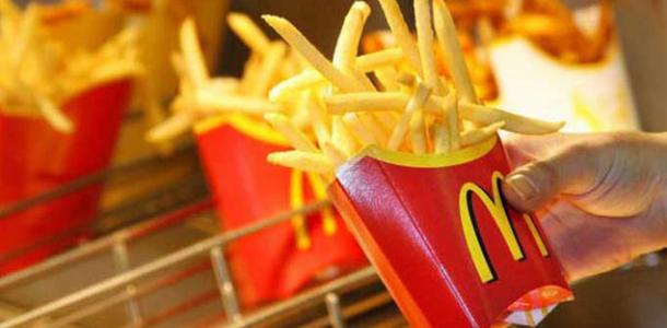 O segredo das batatas fritas do McDonald's foi descoberto! Já as pode fazer em casa!
