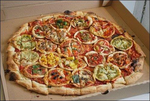 19 pizzas com os recheios mais diferentes ou bizarros que você nunca viu