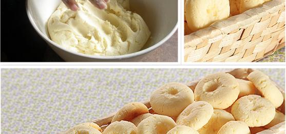 Biscoitos de Maisena Que Derretem na Boca