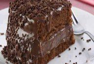 Bolo de chocolate (melhor receita)