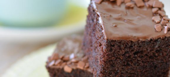 Bolo de chocolate perfeito!