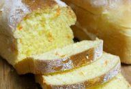 Pão fofinho feito em casa