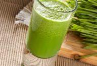 Suco verde diurético