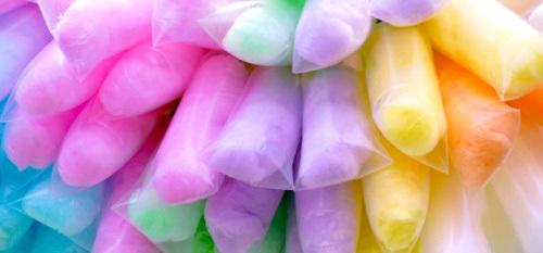 algodão-doce-colorido