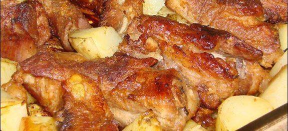 Costelinhas de porco assadas - faça e fique pronto para os elogios!