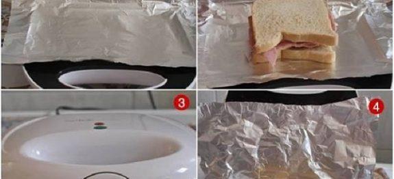 3 Dicas Para Limpar Grills e Sanduicheiras