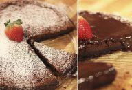 Bolo de Nutella com 2 Ingredientes (Sem farinha)
