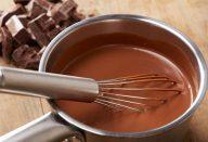 Calda de Chocolate Simples