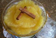 Como fazer abacaxi em calda caseiro receita