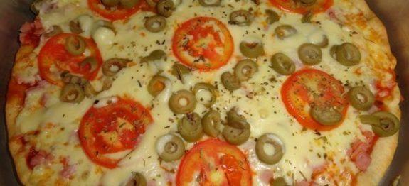 Massa de Pizza Perfeita
