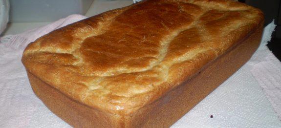 Pão Caseiro Alemão