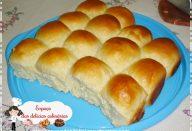 Pão caseiro fofinho, muitooo fofinho